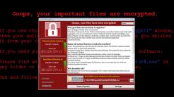 Erpressungstrojaner WannaCry: Mängel im Code steigern Chancen für Opfer