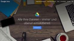Google Drive als Backup-Lösung
