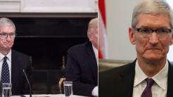 """Tim Cook in Trumps Innovationsrat: USA benötigten """"die modernste Regierung in der Welt"""""""