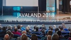 Auftakt für JavaLand 2018: Call for Papers gestartet