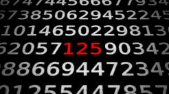 Zahlen, bitte! 126 GeV - Higgs-Boson