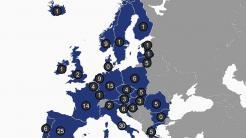 eIDAS: Landkarte europäischer Vertrauensdienste veröffentlicht