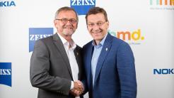 Nokia Smartphones wieder mit Zeiss-Optik
