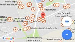 Google Maps sammelt Informationen zur Barrierefreiheit