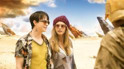Filmkritik: Valerian – Die Stadt der tausend Planeten
