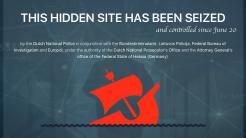 Darknet-Marktplätze: Ermittler schließen neben AlphaBay auch Hansa Market