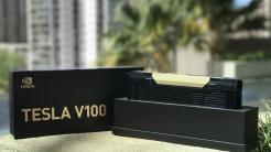 Tesla V100: Nvidia übergibt erste Volta-Rechenkarten an Deep-Learning-Forscher