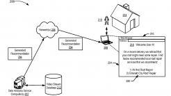 Amazon-Patent: Drohne scannt Lieferort nach möglichem Bedarf