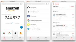 Authy: App für Einmalpasswörter auf dem Mac