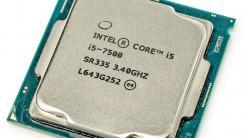 Intel Core i5-7500 Kaby Lake