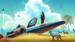 No Man's Sky: Update 1.3 bringt einen Hauch von Multiplayer und neue Story