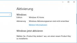 VHD-Boot: Windows Update demoliert Aktivierung