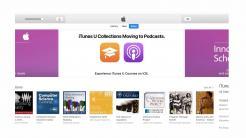 iTunes-U-Bildungsinhalte: iOS und tvOS bekommen Vorrang