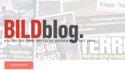 """Watchblog """"BILDblog"""" startet Spendenaufruf"""