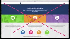 Zugriffe auf Fedoraproject.org teils gestört