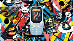 Handy-Legende Nokia 3310 jetzt auch mit 3G-Modul