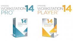VMWare Workskation 14 Pro, Workskation 14 Player