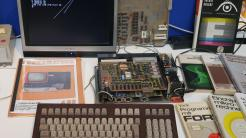 Vintage Computing Festival Berlin im Zeichen der Kriegspiele