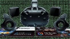 Neue SteamVR-Headsets: Größeres Sichtfeld und größere Trackingbereich