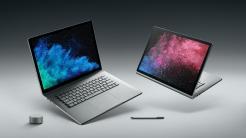 Surface Book 2: Microsoft legt sein Referenz-Notebook in zwei Größen neu auf