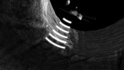 Möglicher Standort für Basis: Kilometerlange Höhle auf dem Mond gefunden