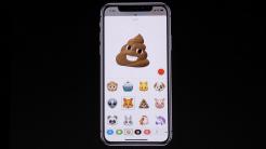 Animoji iPhone X