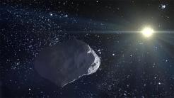 Mutmaßlich erster interstellarer Asteroid entdeckt