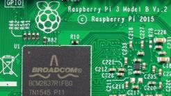 Raspberry 3 mit Broadcom-Chip