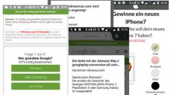 Chrome blockt unerwünschte Redirects