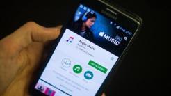 Apple Music auf Android-Geräten