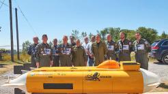 Deutscher Tauchroboter findet bei Testlauf historisches Flugzeug