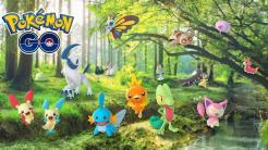 Pokemon Go jetzt mit 50 neuen Monstern.