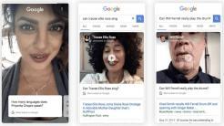 Google mobile Search beantwortet manche Anfragen zu Promis mit Selfie-Videos