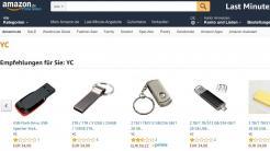 Vermutlich gefälschte USB-Sticks mit vermeintlichen 2 TByte