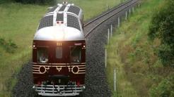 Erster rein solarbetriebener Zug soll durch Australien fahren