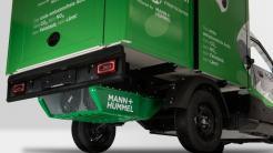 Eletroautos: Streetscooter der Deutschen Post bekommen Feinstaubpartikelfilter