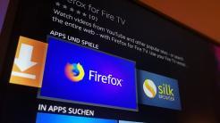 Firefox und Silk: Zwei neue Browser für Fire TV