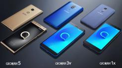 Drei Klassen mit 18:9-Display: Alcatel räumt Smartphone-Portfolio auf
