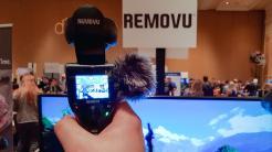 Removu K1: Video-Kamera mit 3-Achsenstabilisator