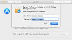 Zweite Passwort-Lücke in macOS High Sierra