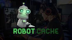 Robot Cache: Steam-Alternative mit Blockchain und Gebraucht-Verkäufen
