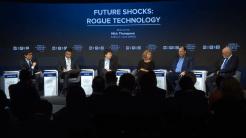 WEF: Technologischer Rüstungswettlauf, Schurkentechnologien und smarte Regulierer