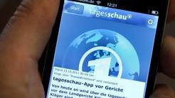 """Streit über """"Tagesschau""""-App – NDR zieht vors Bundesverfassungsgericht"""