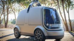 Nuro: Zwei ehemalige Google-Techniker entwickeln autonomen Klein-Lieferwagen