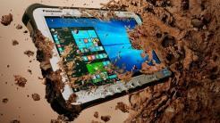 FZ-G1 ATEX: Panasonic-Tablet mit Wechsel-Akku und Industrie-Zeritifizerung