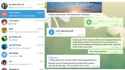 Telegram zurück in Apples App Store