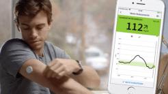 Glucose-Sensor nutzt iPhone-NFC-Fähigkeiten
