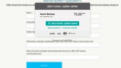 Bezahldienst:App jetzt, zahl' später