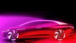 Vizzion: Volkswagens Vorstellung eines autonomen Autos ohne Lenkrad