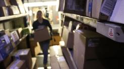 Ehrgeizige Technologie-Projekte sollen UPS vor Konkurrenz durch Amazon schützen